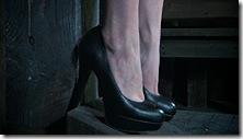 crucified-hardtied-sexy-high-heels